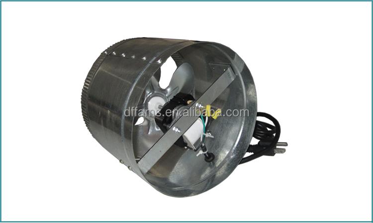 8 Inline Exhaust Fan : Inch inline exhaust fan blower centrifugal buy