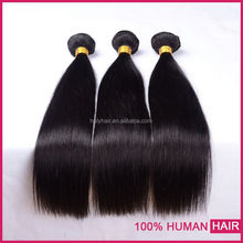 2015 Wholesale Glamorous Virgin Brazilian Hair Human Straight Wavy