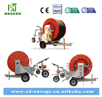 Hot sale Irrigation reel machine for vegetable land