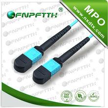 mpo 12 core fiber patch cable factory,mpo fiber optic patch cable,mpo 12 core fiber optic patch cable