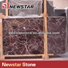 Newstar offer ROSSO LEVANTO polished marble