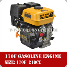 excelent performance 7.0HP High Duty Best quality chinese 4 stroke engine 200cc for sale