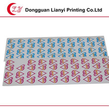 good quality window static cling stickers removable cling film sticker removable electrostatic sticker