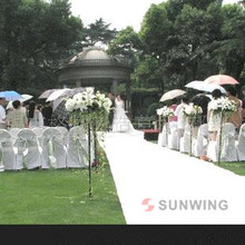 4 color indoor/outdoor grass synthetic turf for wedding place
