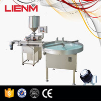 2015 Guangzhou Single Head Automatic Cosmetic Cream Filling Machine