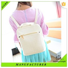 Fashion students school girls classic backpack wholesale bags for summer