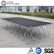 Best quality new coming portable aluminum frame platform stage