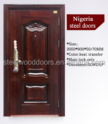 Machines Making China Metal Entrance Single Door Design - Buy ...
