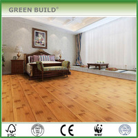 Water-resistant with Eco-friendly bamboo decking floor