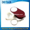 DH-82012 small magnifying glass led light with key ring
