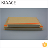 Offset printing softcover brown kraft paper custom wholesale school and office supplies