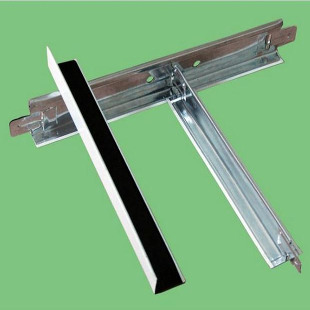 Ceiling Light Support Bar : Ceiling profile t bar grid support systems