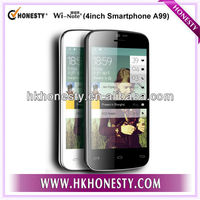 MTK6515 2g phones Android 2.3 os Smartphone A99