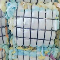 Recycled foam scrap waste sponge hot selling in Oman