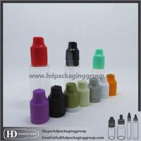 10ML,15ML,20ML,30ML,50ML,100ML e-liquid 30ml clear pet bottle for smoking oil