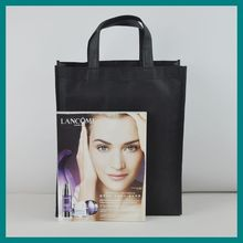 full color fold up non woven tote bag