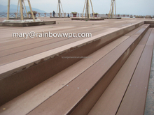 New Design WPC DIY Outdoor Deck With Green Materials
