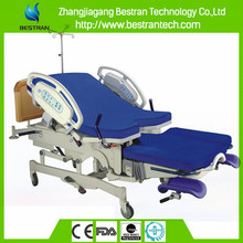 BT-LD004 Luxury hospital electric gynecology beds delivery of baby