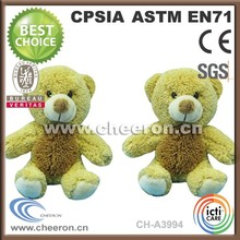 15cm plush small bear, soft plush small teddy, teddy time soft toys