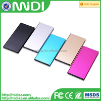 China best quality 20000mah mobile portable power bank for all mobile phones