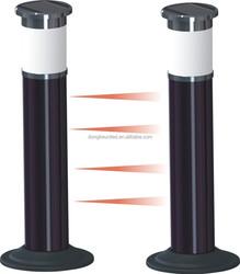 smart home electronics Solar Garden light & wireless IR detector