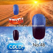 no048 viento caliente para mezclar y un color de los rayos uv de uñas de arte sloomey el proveedor
