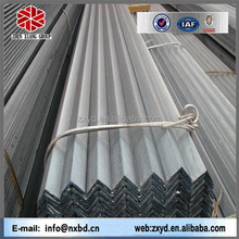 AISI,ASTM,BS,DIN,GB,JIS Standard high tensile mild and Both Equal and Unequal Type equal angle steel
