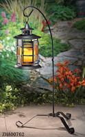Hot sale Metal outdoor standing solar lamps