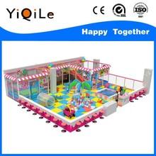 Good Quality Adventure Indoor Playground Equipment for children