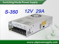 world-wide renown single output 360w 15a 24v smps led driver switching mode ac dc regulated power supply