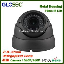 New model wireless security cameras with poe and 1080p full hd AHD CCTV DVR