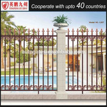 China Alibaba Supply Solid Removable Metal Fencing Posts Outdoor