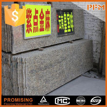 Flamed surface stone stone border line design