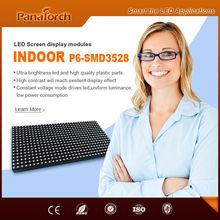 PanaTorch Perfect Visual Digital RGB Video Display reliable and safe IP43 Waterproof P6 RGB