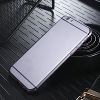 """2015 China Wholesale Case For iPhone 6 4.7"""" Slim Transparent Crystal Clear TPU Cover for iphone 6"""