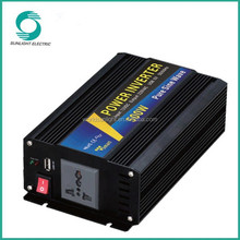500w dc to ac hybrid battery pure sine power inverter