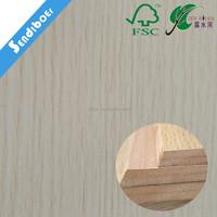 1830*3660mm 4.5mm cupboard plain door hdf
