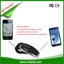V-checker T202 Li Battery Stereo Bluetooth Hands Free Car Kit