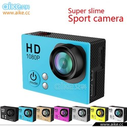 2015 New S2 SJ4000 Sport Camera SJ 4000 WIFI Action Cam Sport DVR 1080P Helmet 30m Waterproof Sport Camera Motor Mini DV