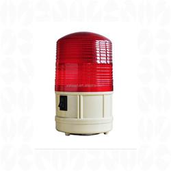 amber mini flashing led warning light