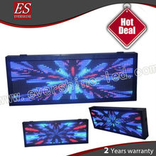 programmable outdoor full color P10 LED paniel Customized Size 3m x 2m/ 2m x 1m/ 1m x 0.5m