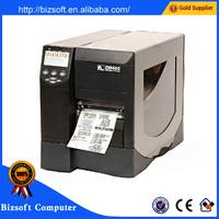 Hot sales! Zebra ZM400 (300dpi) adhesive barcode label making machine / high performance industrial sticker printer