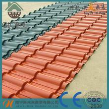 China factory interlocking plastic tile with low price