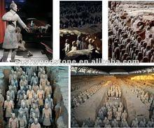 Terra Cotta Warriors Qin Shi Huang