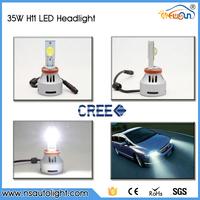 New arrival Gen3 Car C ree LED Headlight H11 H8 H9 Conversion Kit Xenon White Auto Headlight Lamp
