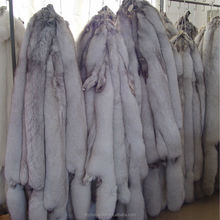 2015 china fashionable natural real fox fur skin /wholesale factory direct price