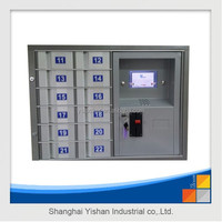 YS LOCKER electronic laptop station/coin phone charging