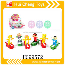 New wind up funny Chrismas toy mini toy for promotion mini wind up toy