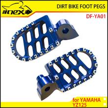 NEX ALUMINUM DIRT BIKE FOOT PEGS FOR YAMAHA YZ125