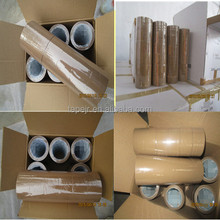 Alibaba China supplier Acrylic Adhesive and Single Sided BOPP Brown Packing Tape for Carton Sealing